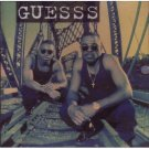 guesss - guesss CD 1994 warner brand new factory sealed