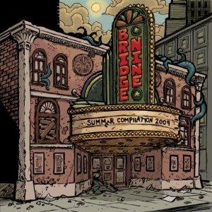 bridge nine summer compilation 2009 - various artists CD 14 tracks brand new factory sealed