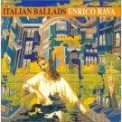 enrico rava - italian ballads CD 1997 music masters jazz used mint