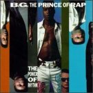 B.G. the prince of rap - power of rhythm CD 1991 sony used mint
