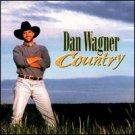 dan wagner - country CD 1996 anita paul records used mint