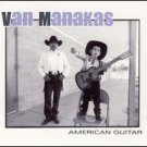 van manakas - american guitar CD 2000 Rab Records used mint
