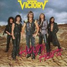 victory - hungry hearts CD 1987 metronome germany used mint