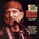willie nelson - is there something on your mind CD 2002 time music used mint