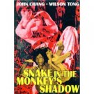 snake in the monkey's shadow - john chang wilson tong DVD 2002 xenon used mint