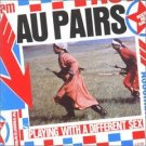 au pairs - playing with a different sex CD 1992 RPM UK catalog #RPM107 used mint