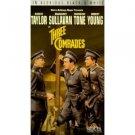three comrades - robert taylor margaret sullivan franchot tone robert young VHS 1993 MGM used