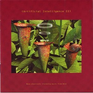 artificial intelligence II - various artists CD 2-discs 1994 TVT wax trax used mint