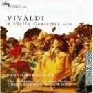 vivaldi - 6 violin concertos op. 12 - beznosiuk & AAM CD 1997 decca polygram l'oiseau lyre BMG dir