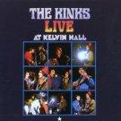 kinks - live at kelvin hall CD 2000 castle UK used mint