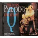 q-tips featuring paul young -  live at last CD 1982 rewind used mint