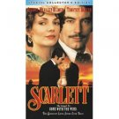 scarlett - sequel to gone with the wind VHS 1996 hallmark 2-tape set 6 hours total new