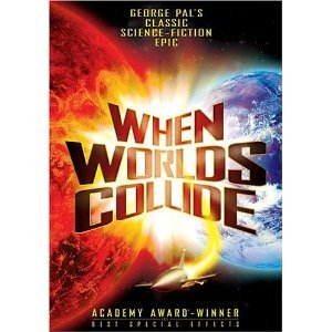 when worlds collide DVD 1951 2006 paramount 82 min used mint