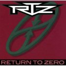 RTZ - return to zero CD 1991 giant warner 11 tracks used mint