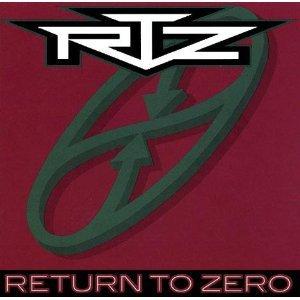 RTZ - return to zero CD 1991 giant warner used mint