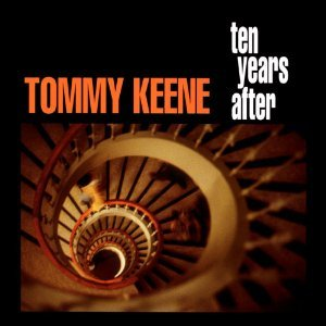 tommy keene - ten years after CD 1996 matador used mint