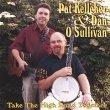 pat kelleher & dan o'sullivan - take the high road together CD used mint