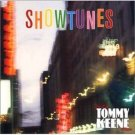 showtunes - live tommy keene album CD 2001 de paul music used mint