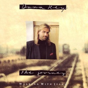 dana key - the journey CD 1990 forefront used mint