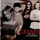 cranes - lilies CD 1995 dedicated arista used mint