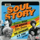 time life presents the soul story volume 4 CD 2-discs 2006 universal used mint