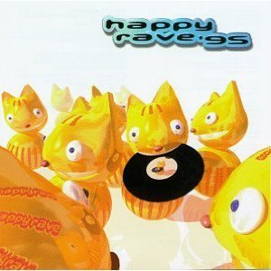 happy rave '95 - various artists CD 1995 critique used mint