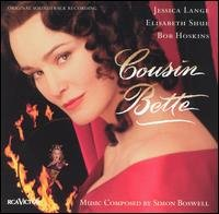 cousin bette - original soundtrack - simon boswell CD 1998 RCA used
