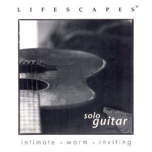 lifescapes - solo guitar CD 2000 compass used mint