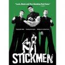 stickmen DVD 2004 monarch used mint