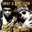 sway & king tech - wake up show freestyles vol. 5 CD 27 tracks used mint