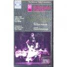 nutcracker - royal ballet covent garden VHS 1985 HBO Thorn EMI used