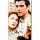 nephew -  Pierce Brosnan Sinead Cusack Donald McCann VHS 1999 third row center mint