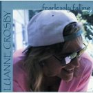 luanne crosby - fearlessly falling CD 1999 trine used mint
