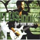 ellis hooks - up your mind CD 2003 evidence new factory sealed
