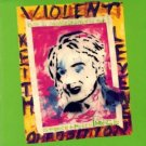 keith levene - violent opposition CD 1989 rykodisc taang! used