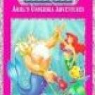 disney's little mermaid - ariel's undersea adventures - in harmony VHS 1994 44 mins used mint