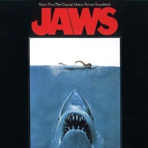 jaws - music from the original motion picture soundtrack CD 1975 MCA universal used mint