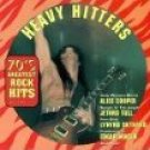 heavy hitters - 70's greatest rock hits CD 1991 priority used mint