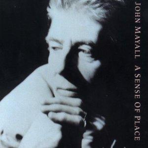 john mayall - a sense of place CD 1990 island polygram used mint