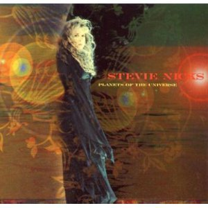 stevie nicks - planets of the universe CD single 2001 reprise warner used mint