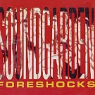 soundgarden - foreshocks CD 1995 A&M used mint
