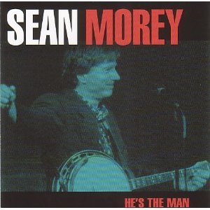 sean morey - he's the man CD 1997 25 tracks used mint