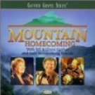 gaither gospel series - mountain homecoming CD 1999 spring house new