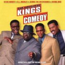 original kings of comedy - harvey hughley cedric mac CD 2000 universal BMG dir used mint