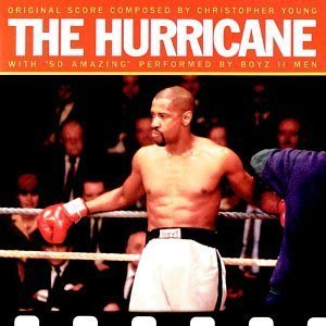 hurricane - original score by christopher young CD 2000 MCA used mint