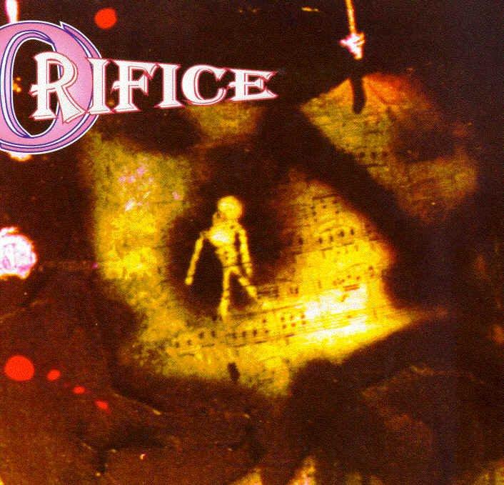 orifice - gollywoggle CD 1997 opaline 12 tracks used mint