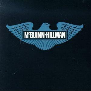 mcguinn - hillman CD 1980 one way capitol 1996 cema used mint
