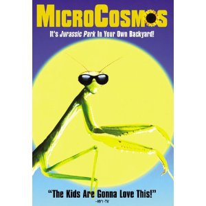 microcosmos DVD 2005 miramax 80 minutes new factory sealed