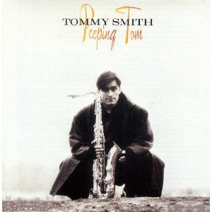 tommy smith - peeping tom CD 1990 blue note used mint