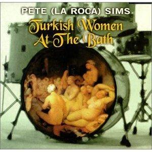 pete la roca sims - turkish women at the bath CD 1997 32 jazz used